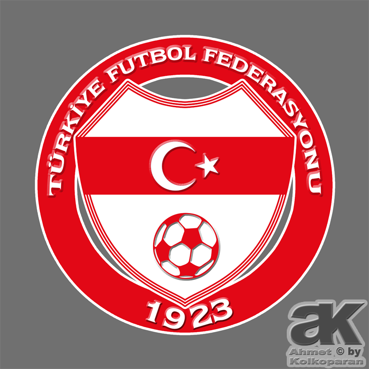 tff logo trial design by ahmet kolkoparan designs by
