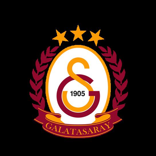 Galatasaray Istanbul logo 2kopya